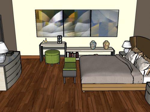 New Dream – Camera da letto 01
