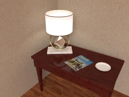Lampade da tavolo.