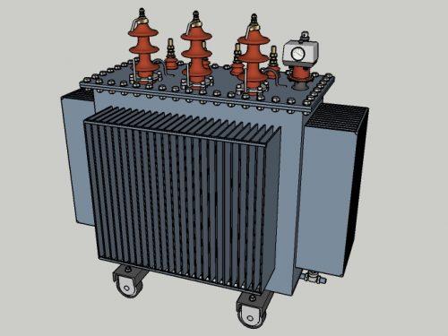 Trasformatore MT-BT in olio (Ermetico)